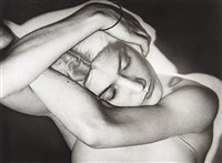 man-ray-sleeping-woman-(solarization)