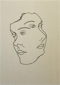 man-ray-deux-faces-d_une-femme