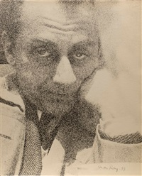 man-ray-self-portrait